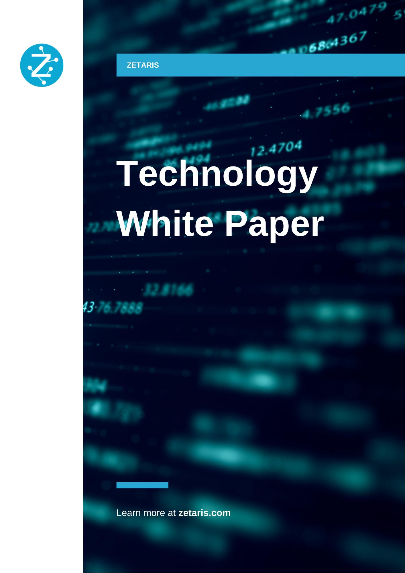 Technology White Paper